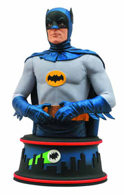 Batman 1966 Batman Bust -- Dark Knight Diamond Select -- NOV131814