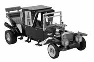 Munsters Koach B/W Electronic Vehicle -- Diamond Select -- NOV131824