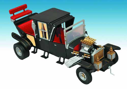 Munsters Koach 1/15 Scale Vehicle -- Diamond Select -- NOV131825