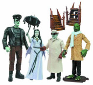 Munsters Select Hot Rod Grandpa Action Figure -- Diamond -- NOV131832