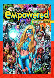 Empowered Deluxe Edition HC Vol 02 -- APR120045