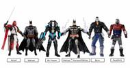 DC Multiverse 4-In Arkham City Arm Batman Action Figure -- NOV131863