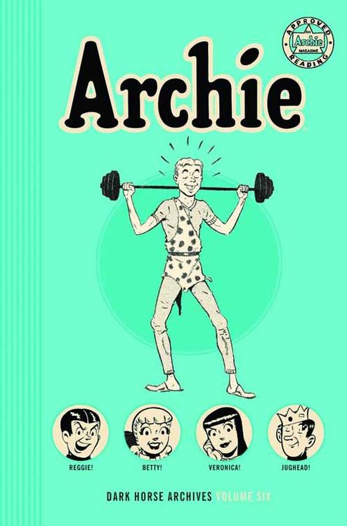 Archie Archives HC Vol 06 -- APR120047