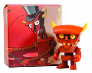 Futurama Robot Devil Vinyl Figure -- NOV131886