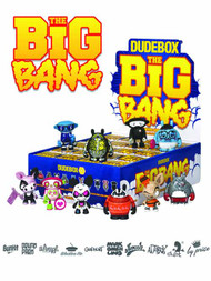 Dudebox Big Bang Mini Figure 20-Piece BMB Display -- NOV131897