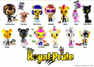 Tokidoki Royal Pride Mini Figure 16-Piece BMB Display -- NOV131904