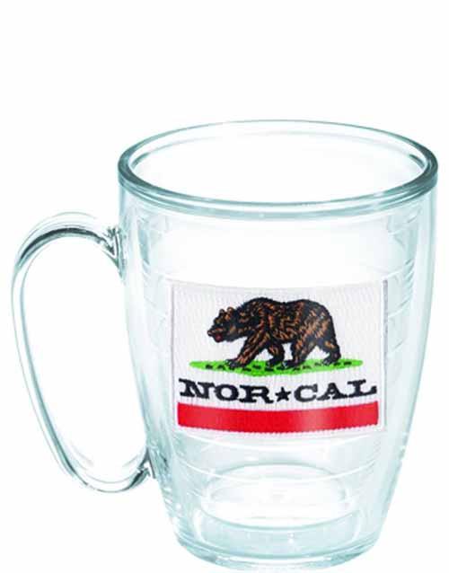 Tervis Santa Cruz Nor Cal Republic 15oz Mug -- NOV131908