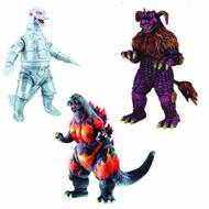 Godzilla 6-in Collectible Figure 2013 Assortment -- Bandai -- NOV131924