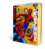 Captain Action Spider-Man Deluxe Costume Set -- Avengers -- NOV131929