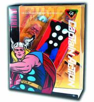 Captain Action Thor Deluxe Costume Set -- Avengers Marvel -- NOV131931