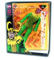 Captain Action Loki Deluxe Costume Set -- Avengers Marvel -- NOV131932
