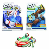 Star Wars Jedi Force Vehicle with Action Figure Asst 201301 -- NOV131954