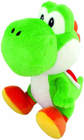Super Mario Bros Yoshi 13in Plush -- Nintendo -- NOV131969