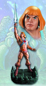 Masters of the Universe He-man 1/4 Scale Statue -- NOV131975