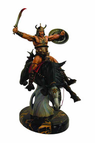 Conan The Conqueror Statue -- CS Moore Studio -- NOV131982