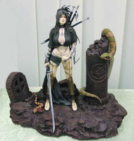 Fantasy Figure Gallery FFG Medusas Gaze Statue -- NOV131984
