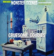 Monster Scenes Gruesome Goodies Model Kit -- NOV131996