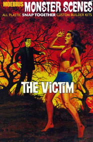 Monster Scenes The Victim Snap Model Kit -- NOV132000
