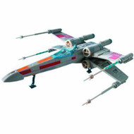 Star Wars X-Wing Fighter Mini-Snaptite Model Kit -- NOV132021