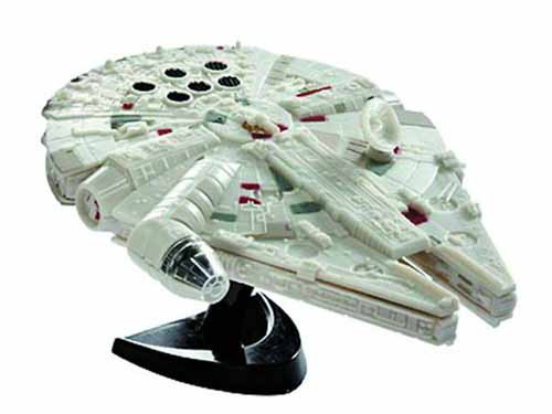 Star Wars Millennium Falcon Mini-Snaptite Model Kit -- NOV132022