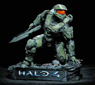 Halo 4 Master Chief Resin Statue -- McFarlane Toys -- NOV132026