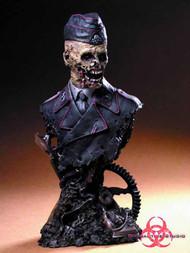 Dead Reich Zombie Jurgen 1/4 Scale Bust -- NOV132030
