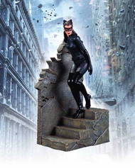 Dark Knight Rises Catwoman 1/12 Scale Statue -- APR120302
