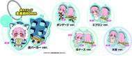 Super Sonico with Rubber Mascot 20-Piece Display -- NOV132047