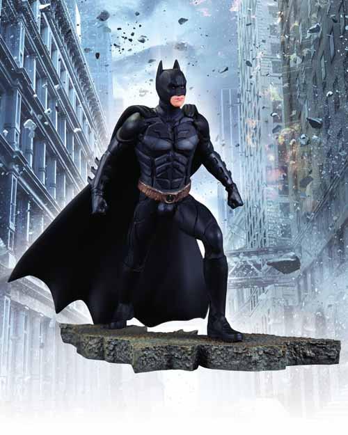 Dark Knight Rises Batman 1/12 Scale Statue -- APR120304