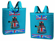 Doctor Who British Invasion Dalek Tote Bag -- NOV132076