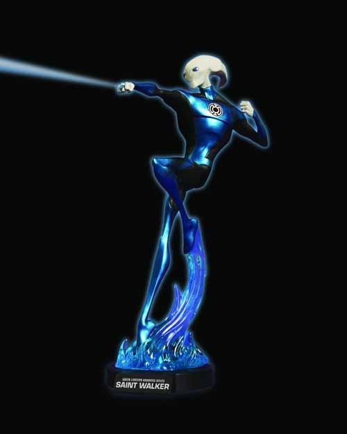 Green Lantern Animated Series Saint Walker Statue -- APR120306