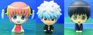Gintama Petit Chara 3 In One Set -- NOV132111