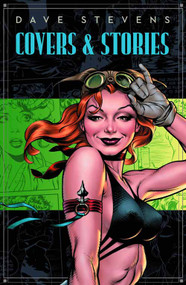 Dave Stevens Stories & Covers HC -- APR120321