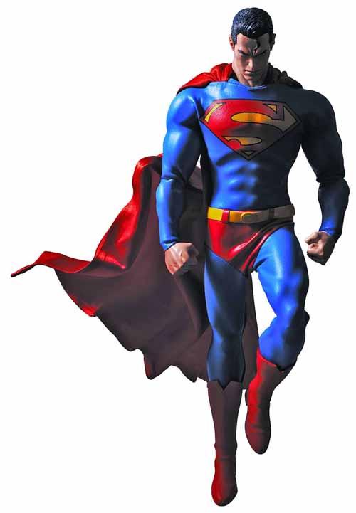 Batman Hush Superman Real Action Hero RAH -- Dark Knight DC -- NOV132129