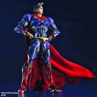 DC Comics Variant Play Arts Kai Superman Action Figure -- NOV132131
