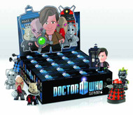 Doctor Who Titans Mini Figure 20-Piece BMB Dis Series 01 -- NOV132138