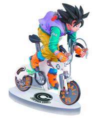 Dragonball Z DBZ Son Goku Real Mccoy 02 Desktop Statue -- NOV132139