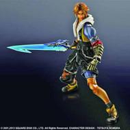 Final Fantasy X Play Arts Kai Tidus Figure -- Square Enix -- NOV132145