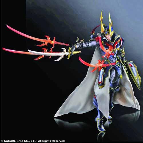 Final Fantasy Variant Play Arts Kai Hero Of Light Figure -- NOV132147