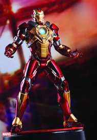 Iron Man 3 Heartbreaker Armor Action Hero Vignette Avengers -- NOV132157