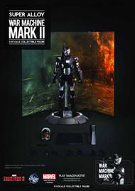 Iron Man 3 War Machine Mark 2 Super Alloy 1/4 Scale Figure -- NOV132158