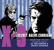 X-9 Secret Agent Corrigan HC Vol 04 -- APR120404