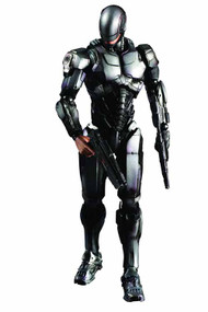 Robocop Play Arts Kai Robocop 1.0 Figure -- Square Enix -- NOV132164