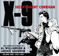 X-9 Secret Agent Corrigan HC Vol 01 -- APR120405
