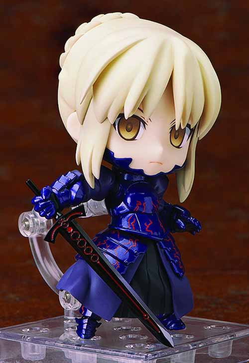 Fate/stay Night Saber Alter Nendoroid Sm Edition -- NOV132170