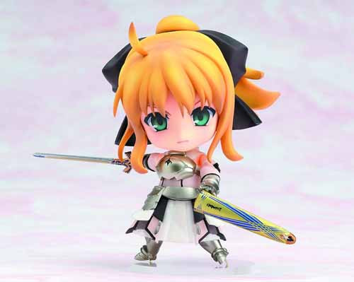 Fate/stay Night Saber Lily Nendoroid -- NOV132171