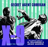 X-9 Secret Agent Corrigan HC Vol 02 -- APR120406