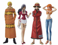 Super One Piece Styling New Assassin Trad Figure 10-Pc Dis -- NOV132182