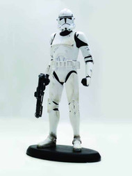 Star Wars Revenge of the Sith Clone Trooper 1/10 Statue -- NOV132185