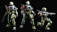 Halo Reach A239 Emile Spartan-III 1/6 Scale Figure -- NOV132186